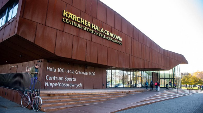 Karcher Hala Cracovia